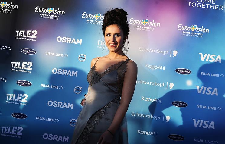 Ukrainian singer Jamala