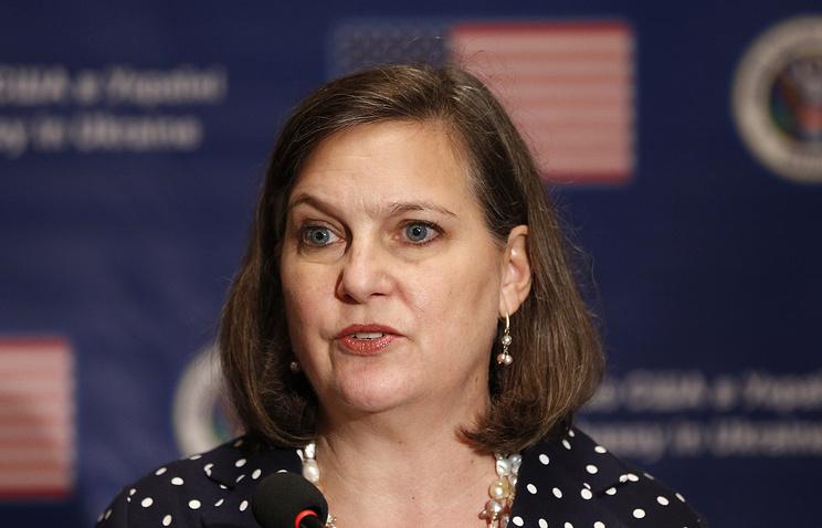 Assistant Secretary for European and Eurasian Affairs Victoria Nuland
