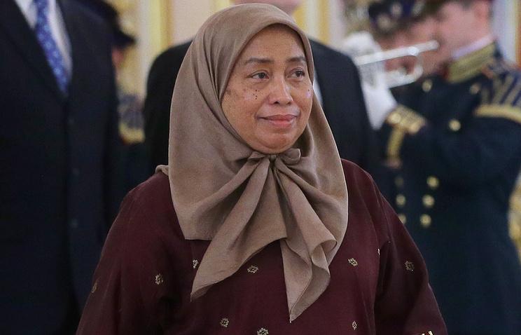Malaysian Ambassador to Moscow Hayati Binti Ismail