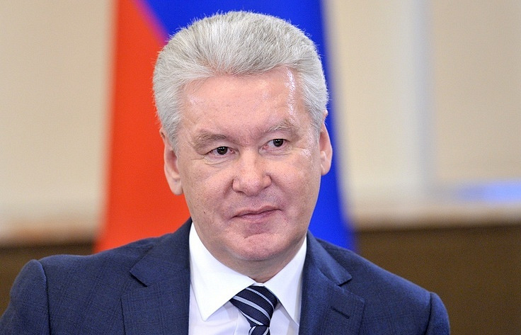 Moscow Mayor Sergey Sobyanin
