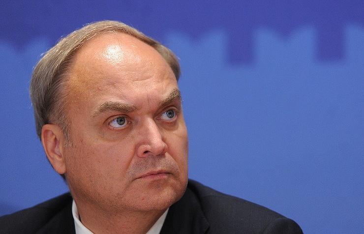 Russia's Deputy Defense Minister Anatoly Antonov