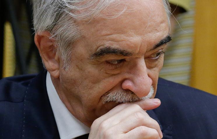 Azerbaijan's Ambassador to Russia Polad Bulbuloglu