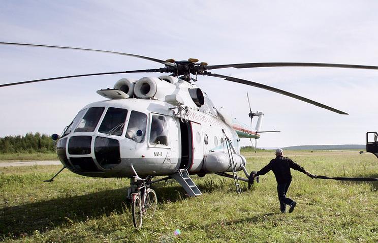 Mil Mi-8 (archive)