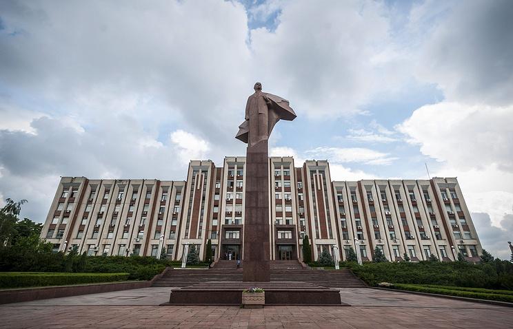 Transdniestria's capital Tiraspol