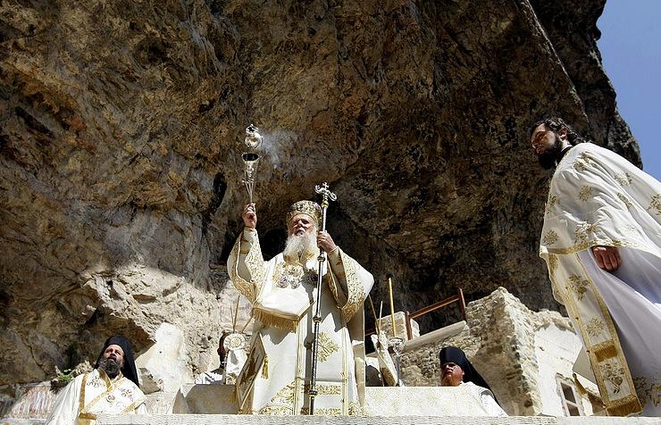 Ecumenical Patriarch Bartholomew I