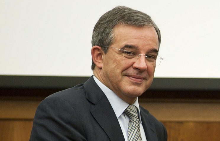 French National Assembly member and ex-Transport Minister Thierry Mariani