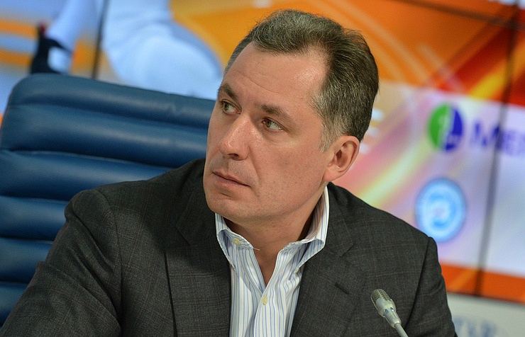 Stanislav Pozdnyakov, member of the Russian anti-doping commission and president of the European Fencing Confederation