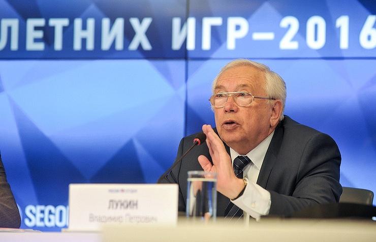 Vladimir Lukin , President of RCC