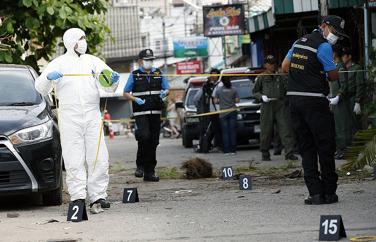 Bombings in Thailand Hit Phuket and Hua Hin, Injure Dozens