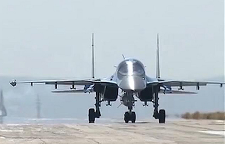 Russia Launches Airstrikes from Iran for Second Straight Day