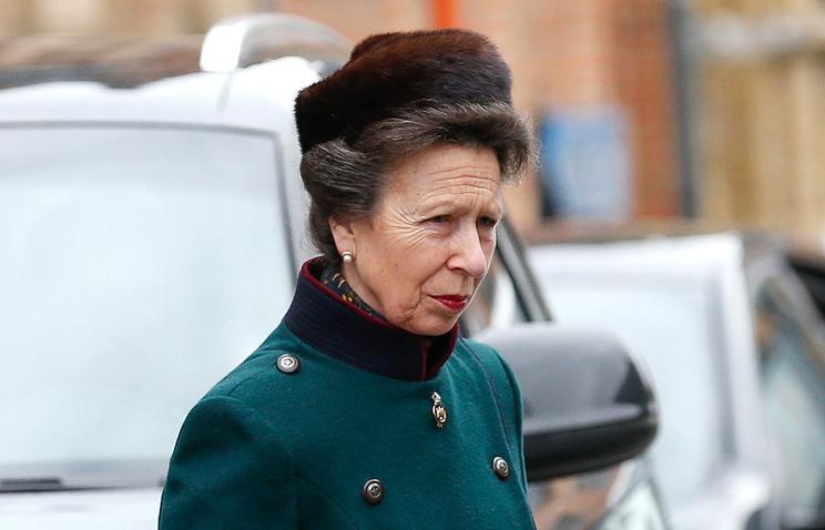Britain's Princess Anne