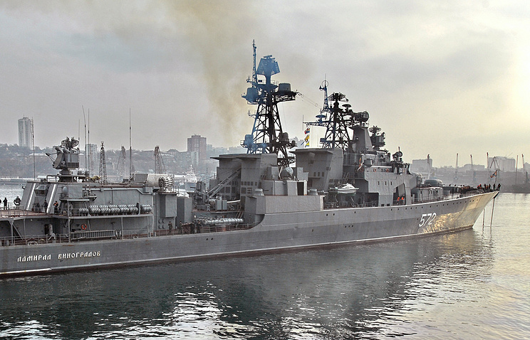 The Admiral Vinogradov (archive)