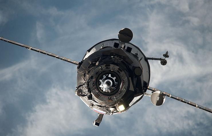 Progress spaceship