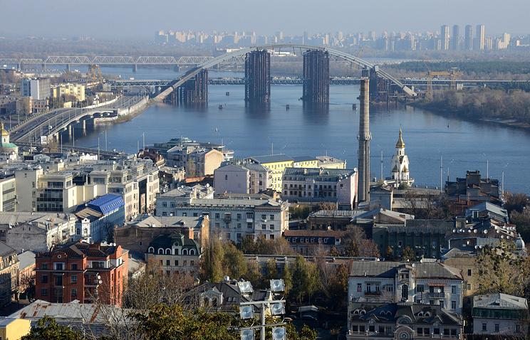 Ukraine's capital Kiev