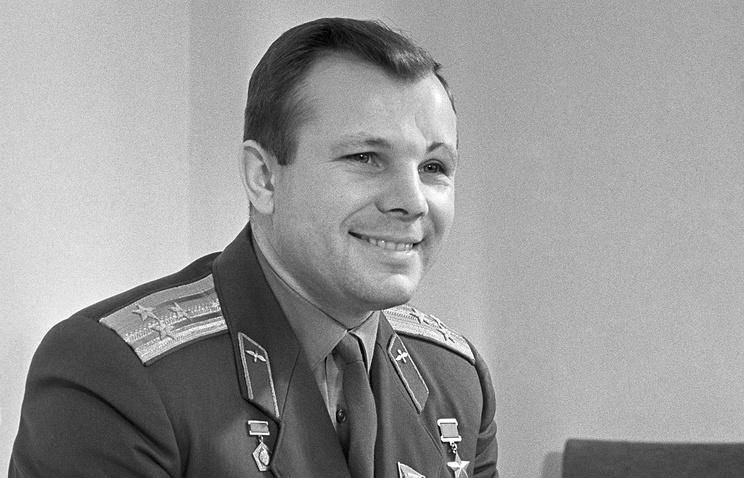 Yuri Gagarin, 1966