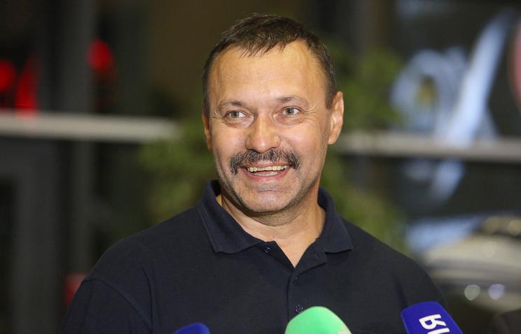 Andrey Fomochkin