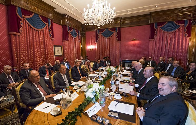 Syria talks in Lausanne, Switzerland
