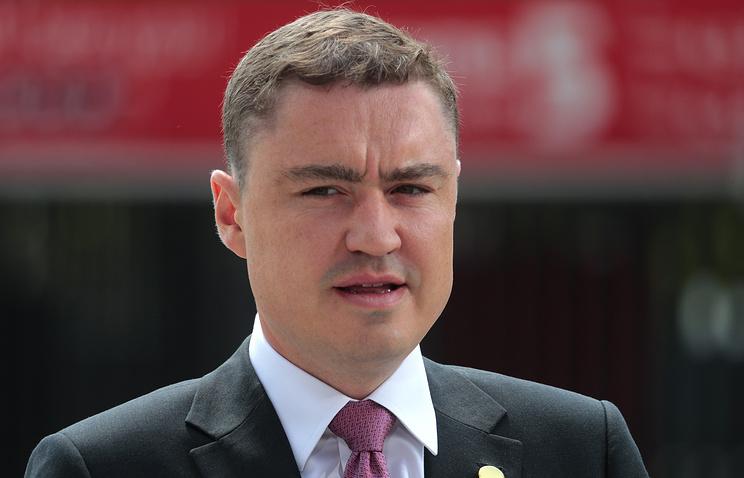 Estonian Prime Minister Taavi Roivas