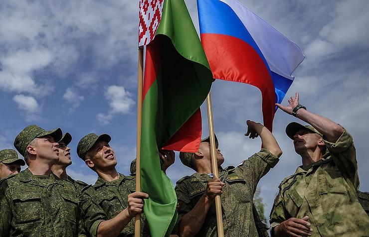 Belarus, Russia