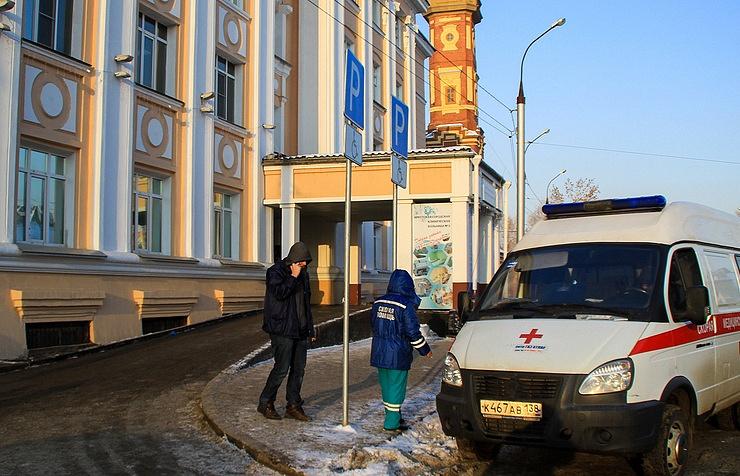 Irkutsk's Third City Hospital