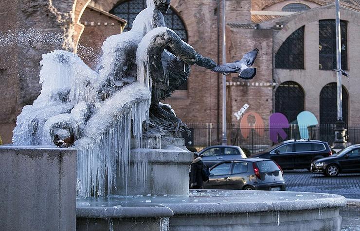 Rome, January 9