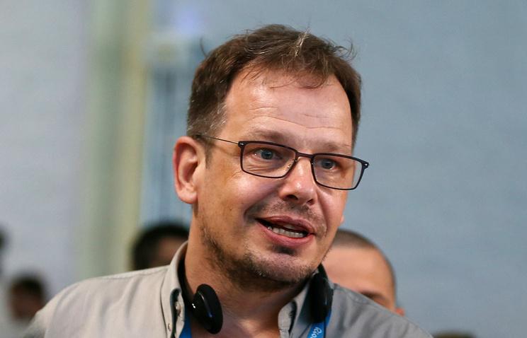 Hajo Seppelt, German ARD Reporter
