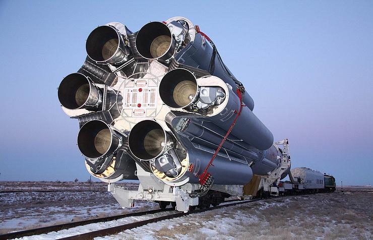 Proton-M carrier rocket
