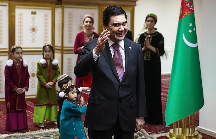 Gurbanguly Berdimuhamedov