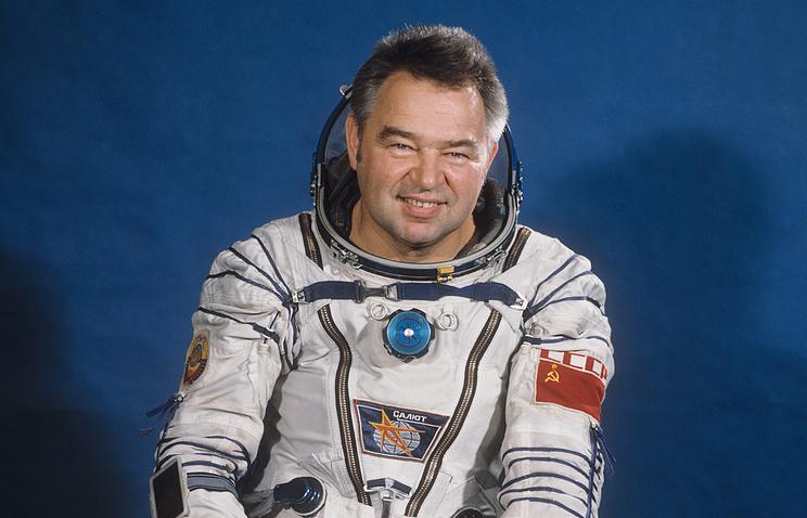 Russia's cosmonaut Georgy Grechko