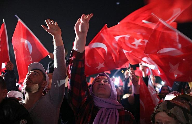 Referendum boosts power of Turkey prez