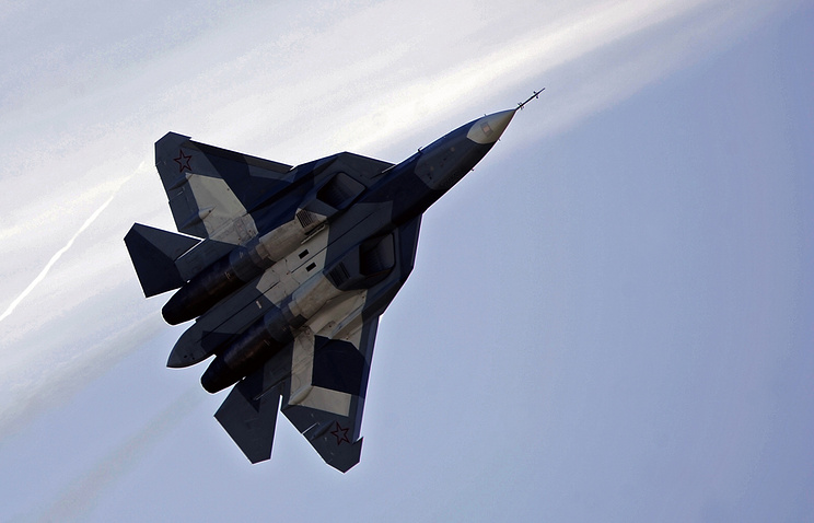 T-50, 5th-generation fighter jet