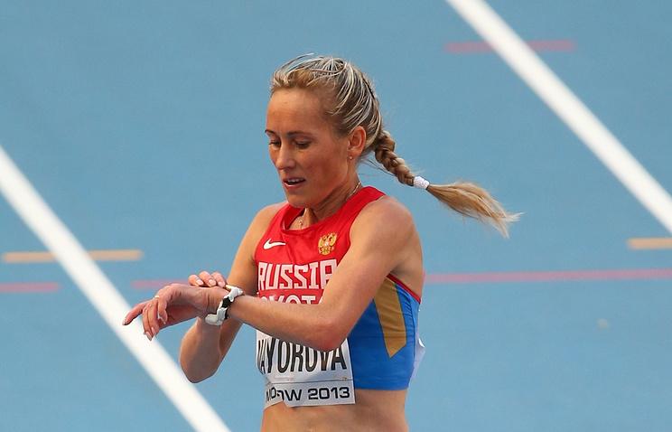 Albina Mayorova