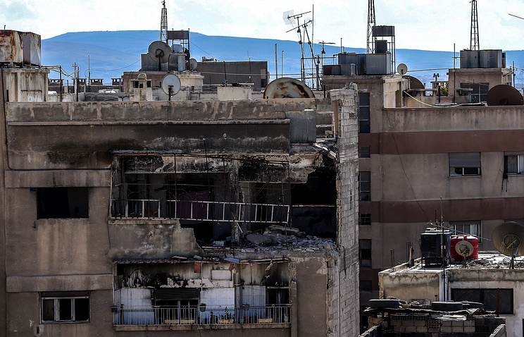 Syria engulfed in turmoil as safe-zones take effect