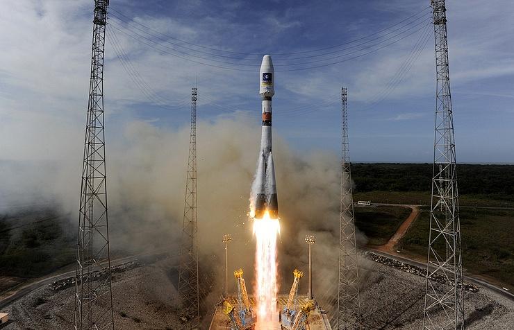Soyuz launch success for Arianespace