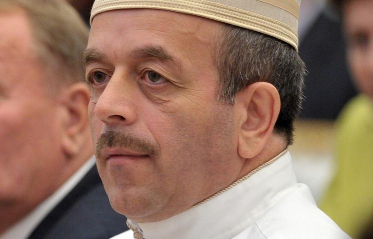 Chechen Human Rights Ombudsman Nurdi Nukhazhiyev