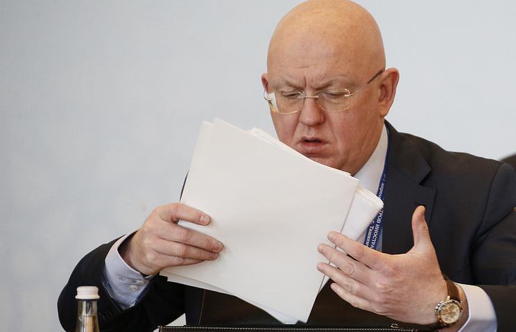 Vasily Nebenzya