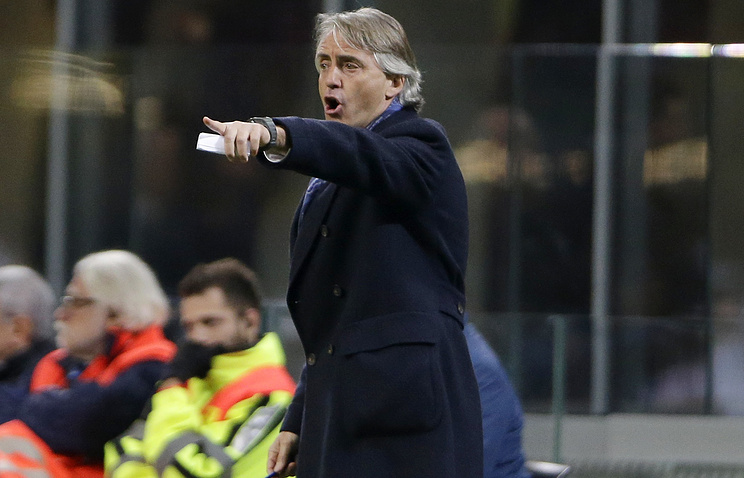 Roberto Mancini to coach Russian club Zenit St. Petersburg