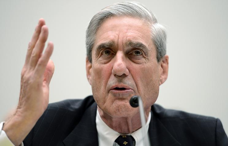 Former FBI chief Robert Mueller