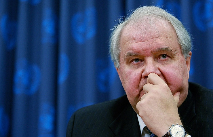Russian Ambassador to the US Sergey Kislyak