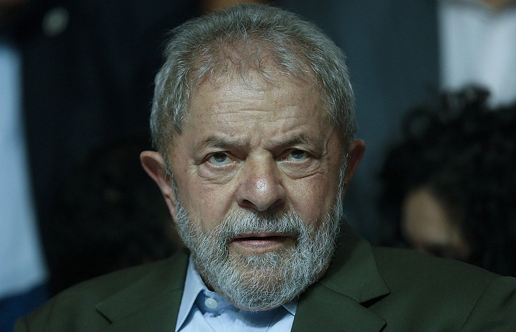 Ex-Brazilian President Silva convicted of corruption