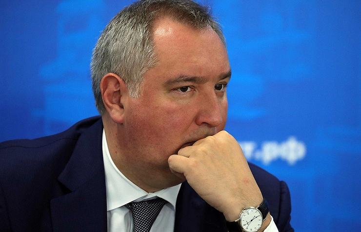 Deputy Prime Minister Dmitry Rogozin