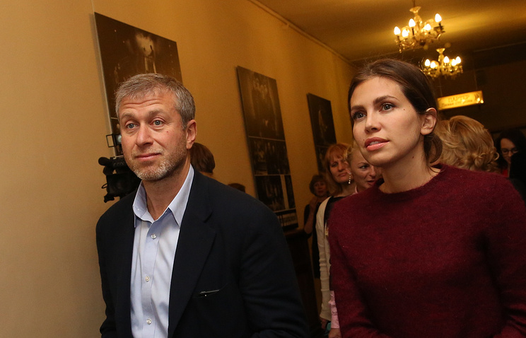 Russian billionaire Roman Abramovich and his wife announce separation