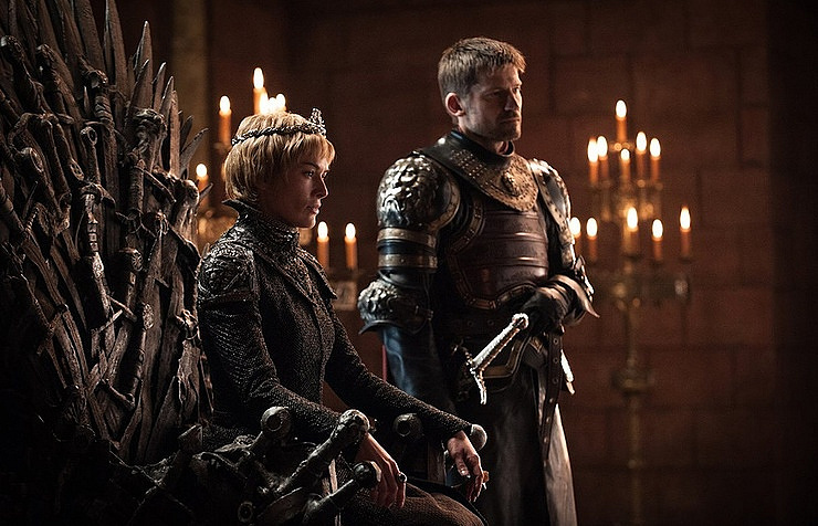 Image from Game of Thrones' Season 7