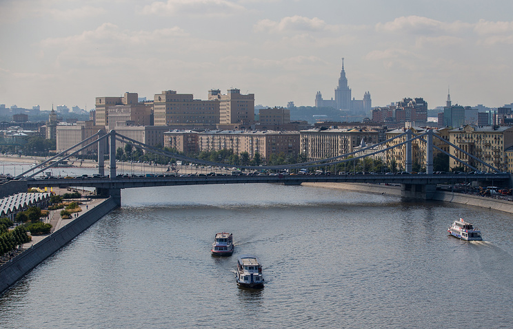Crimean Bridge in Moscow