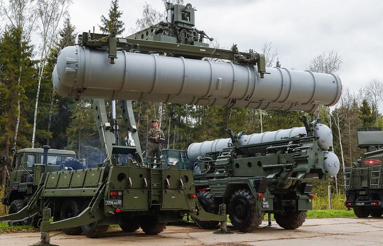 S-400 missile system