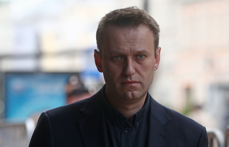 Russian Opposition Leader Alexei Navalny is Detained Again