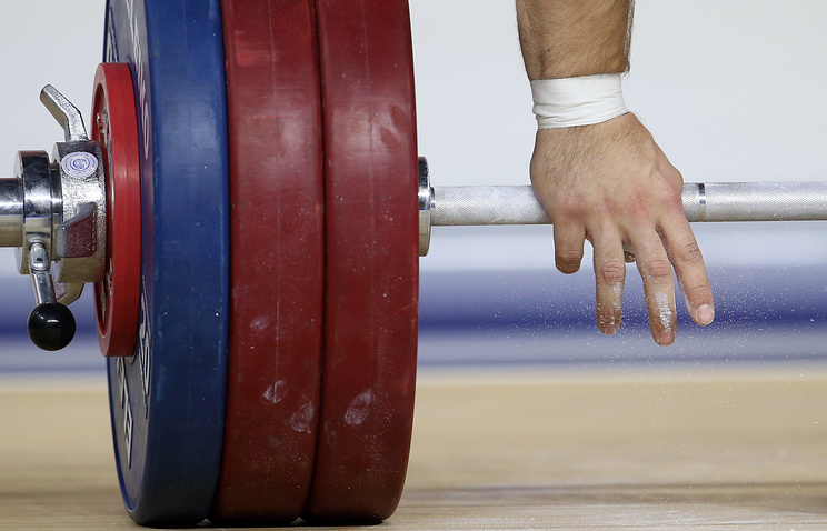World Weightlifting Body Suspends Nine Countries For Doping Violations