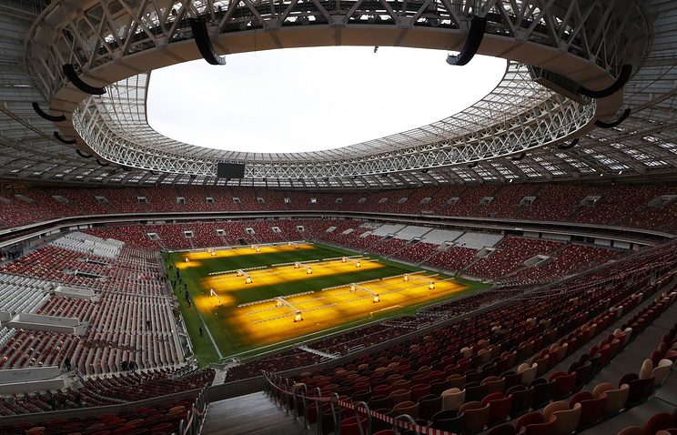 Russian Federation gets about 1.3 mln ticket applications for 2018 World Cup matches