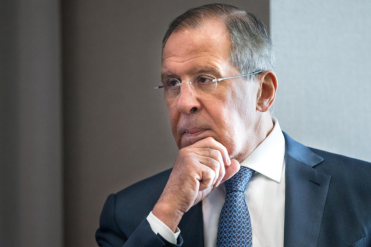 Russia's Lavrov says allegations of meddling in USA election are 'fantasies'