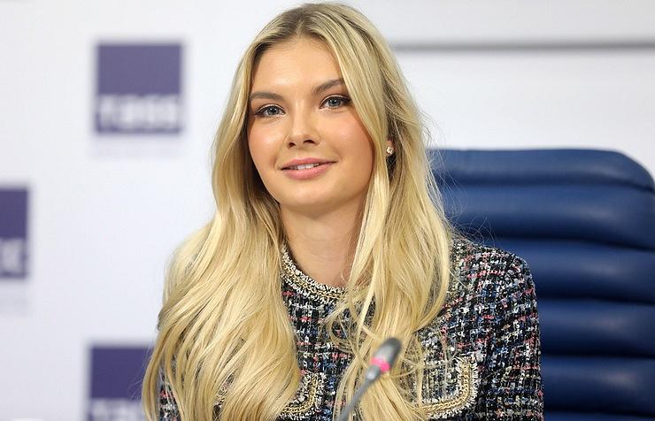 Miss Russia-2017 Polina Popova